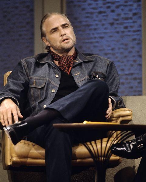 Marlon Brando Dick Cavett Show