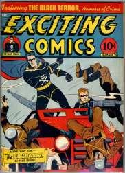 Exciting Comics No. 15