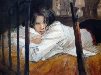 Jean-Pierre Gibrat Artist