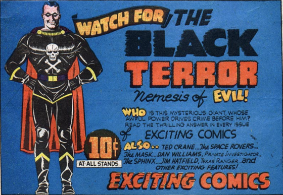 Black_Terror_First_Appearance