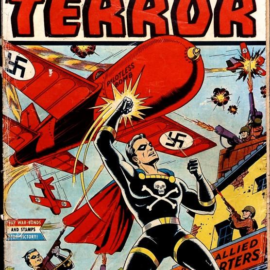 The Black Terror No. 8