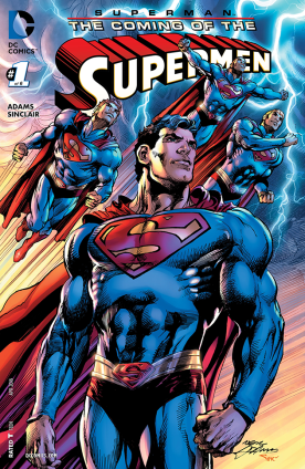 Coming of the Supermen Neal Adams