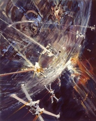 Star Wars John Berkey Artist 1