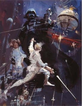 Star Wars John Berkey Artist 4