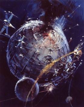 Star Wars John Berkey Artist 5