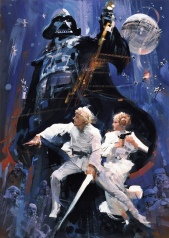 Star Wars John Berkey Artist 3