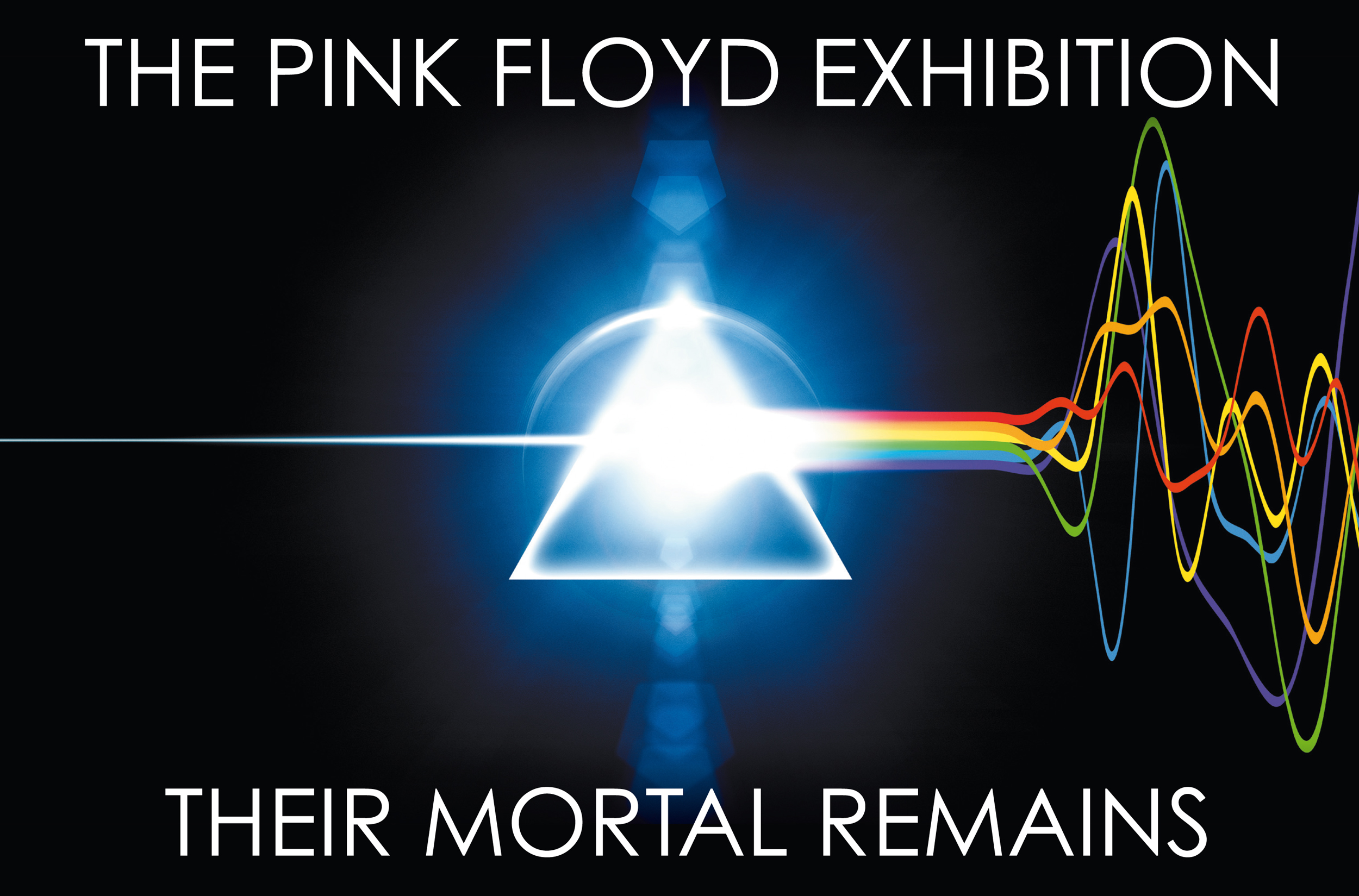 The pink floyd exhibition their mortal remains stepping for Pink floyd exhibition