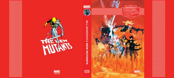 The New Mutants: Bill Sienkiewicz Marvel Artist Select Series