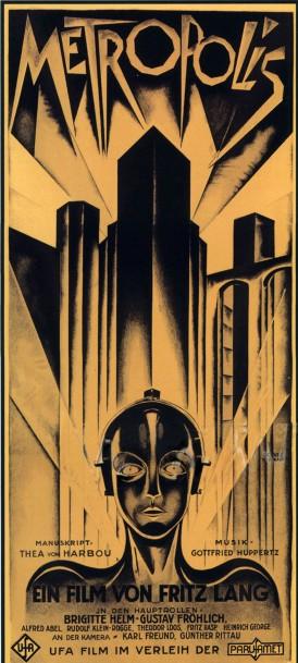 Metropolis Fritz Lang 1927