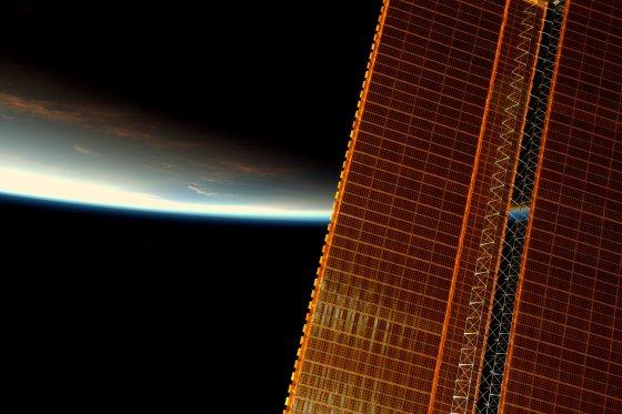 Sunrise International Space Station