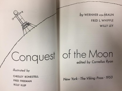 Conquest of the Moon (1953)
