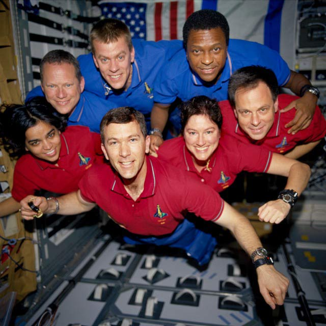 space shuttle columbia disaster crew - photo #3