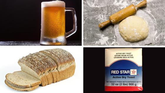 Was the smell bread baking, beer brewing?