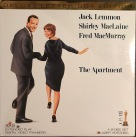 Apartment, The (1960) LaserDisc Front