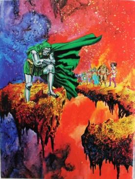 Marvel Comics Super Special #1 (1977) Back