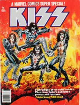 Marvel Comics Super Special #1 (1977) Front