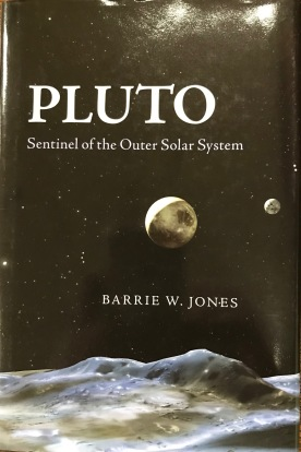 Pluto: Sentinel of the Outer Solar System | Barrie W. Jones | Cambridge University Press (2010) Front
